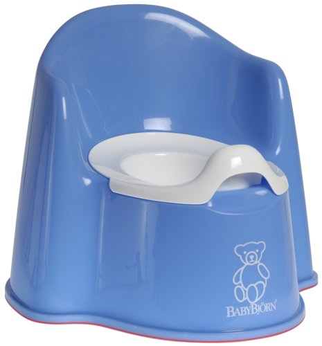 BABYBJORN Potty Chair Review