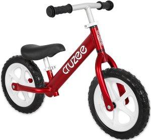 balance bike review cruzee