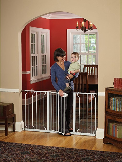 best of the best for twins wide baby gate baby jail