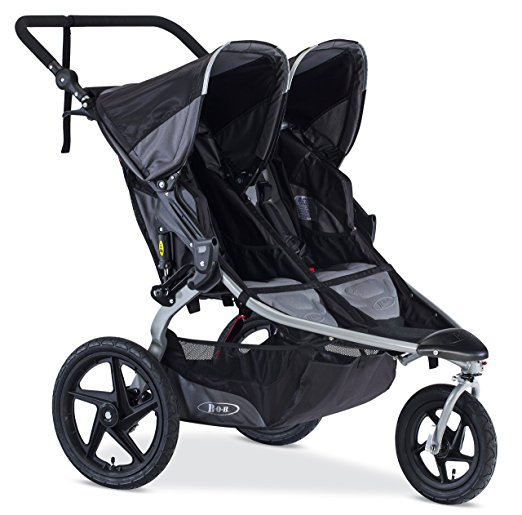 best twin jogging stroller BOB best of the best for twins