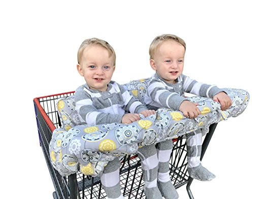double shopping cart cover best of the best for twins